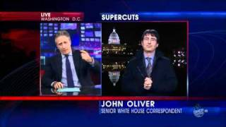 The Daily Show 2010.12.07 - John Oliver on Trickle Down Economics