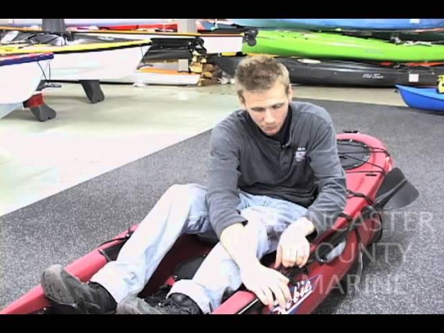 Hobie Kayaks - Quest 11 Sit on Top Kayak
