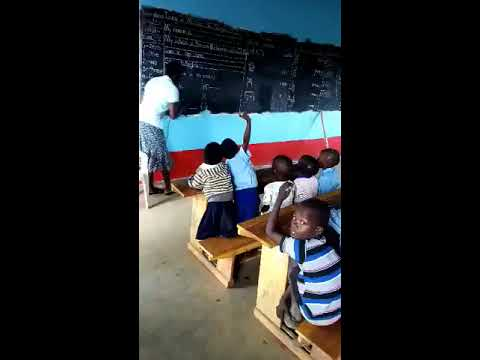 Donna Watkinson School of Hope Class