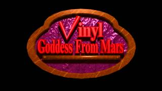Vinyl Goddess From Mars music - Title