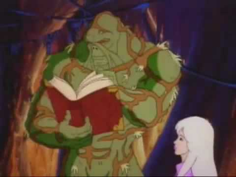 Image result for swamp thing cartoon