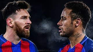 Lionel Messi & Neymar Jr ● Magical Duo ● All Assists On Each Other 2013-2017 | HD