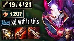 The 1200 AD Sanguine Jhin build that no one expected!