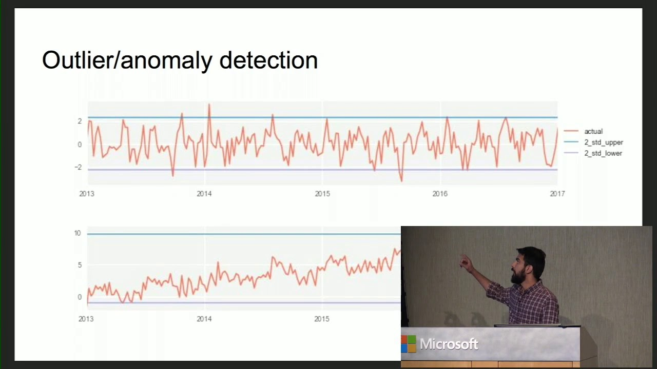 PyData Seattle 2017 Robust Automated Forecasting in Python and R