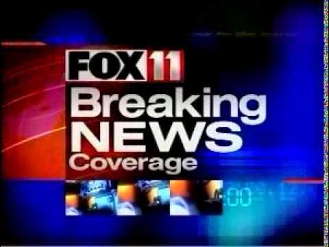 WLUK FOX11 News Graphics