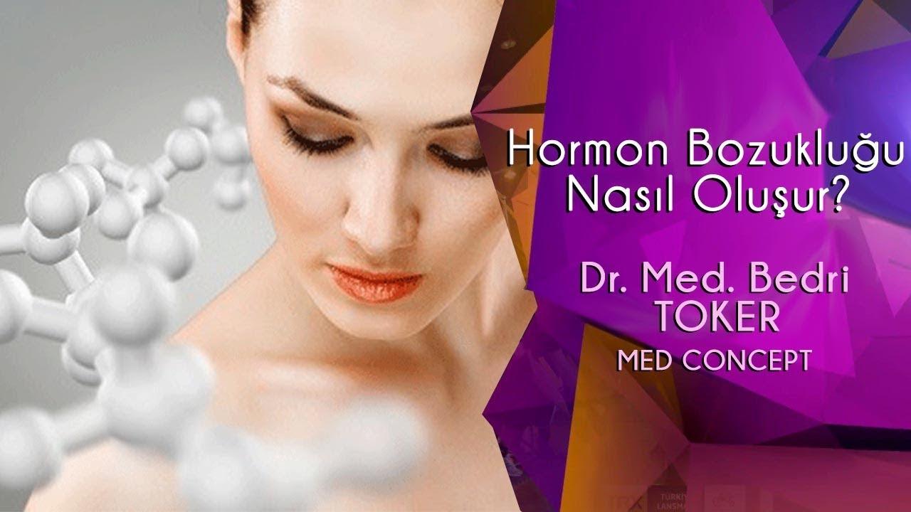 Kadınlarda hormon bozukluğu belirtileri ve hormonları