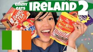 Emmy Eats Ireland 2 Ft. Donal Skehan