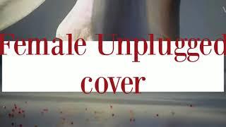 Tu zaroori    full song with lyrics    unplugged female cover by Wahida Mazumder