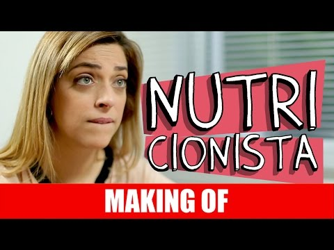 Making Of – Nutricionista