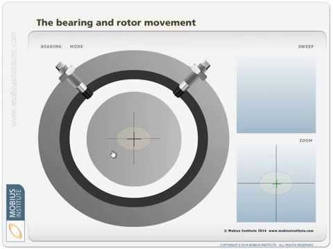Vibration Analysis - Orbit Plots-Centerline Diagram - Mobius Institute