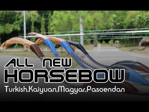 all-new-horsebow,-kaiyuan,magyar,pasoendan,turkish-|-alvo-archery-|-panahan-horsebow-fiber
