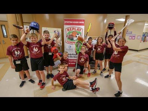 Espiritu Santo Catholic School Assists Replay Tampa Bay