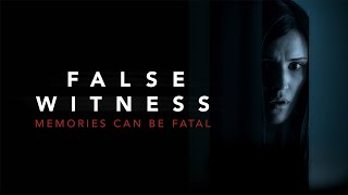 False Witness - OFFICIAL 'RED BAND' TRAILER