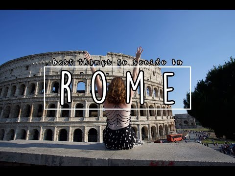 Best Things To See & Do In Rome / Italy Travel Guide