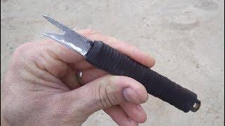 Сделай и себе такой инструмент для зачистки проводов своими руками