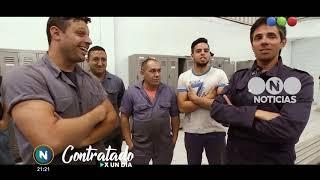 Contratado por un día - Roberto Funes Ugarte, metalúrgico ...