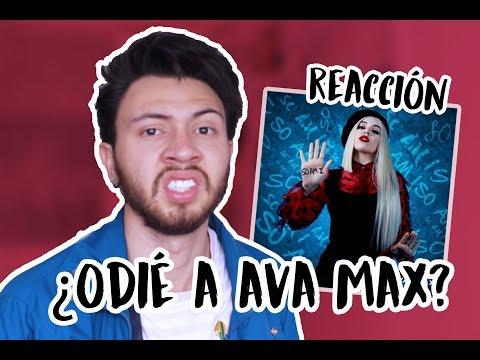 REACCIÓN A &39;SO AM I&39; - AVA MAX  Niculos M
