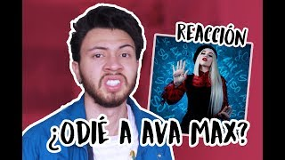 REACCIÓN A 'SO AM I' - AVA MAX | Niculos M Video