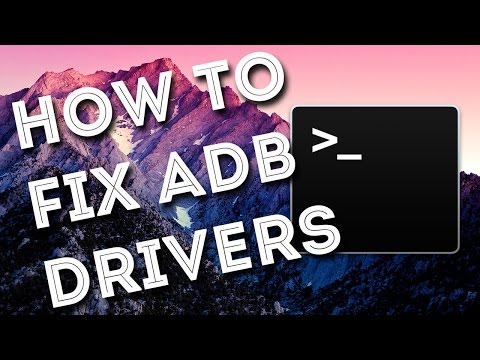 How to fix ADB drivers for Android devices