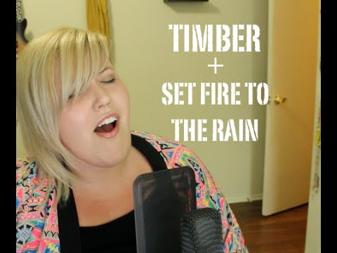 """This """"Timber"""" And Adele Remix Is What Your Soul Has Been Waiting For"""