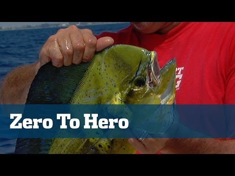 Dolphin Fishing Off South Florida From Zero To Hero - Florida Sport Fishing TV