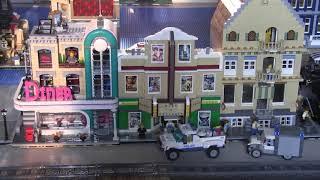Château d'Ancy le Franc : Exposition 100% LEGO