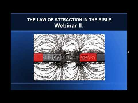 The Laws Of Attraction In The Bible