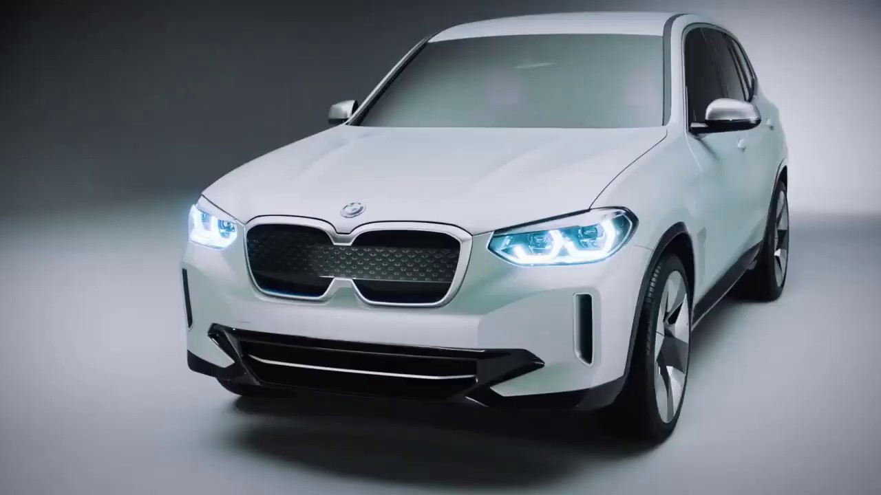 Electric Bmw Ix3 Is Coming March 2020 Youtube