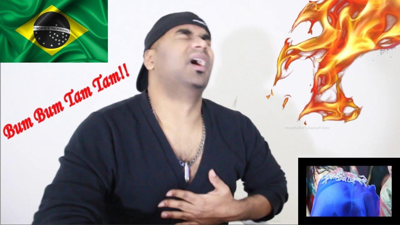 MC FIOTI - Bum Bum Tam Tam (KondZilla) |INDIAN REACTS TO ...