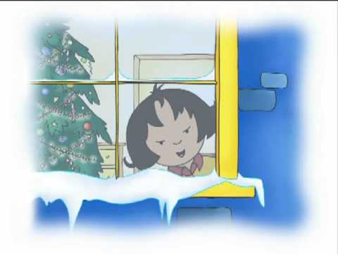 Caillou Videos Channel  Caillou Goes Caroling