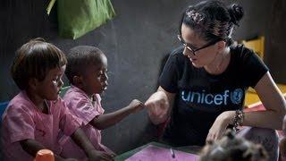 Katy Perry Visits Madagascar | UNICEF