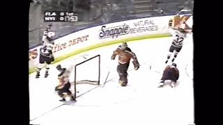 April 12 1996 Panthers at Islanders highlights