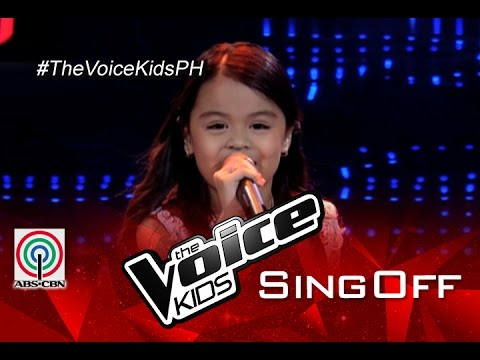 """Download The Voice Kids Philippines 2015 Sing-Off Performance: """"Isang Mundo"""" by Esang"""