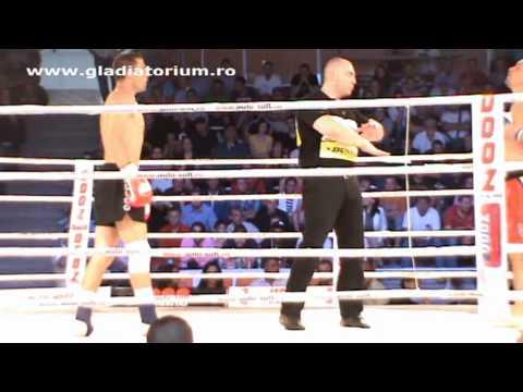 gladiatorium.ro   Daniel Lazar vs. Sebastian Horeica - R1