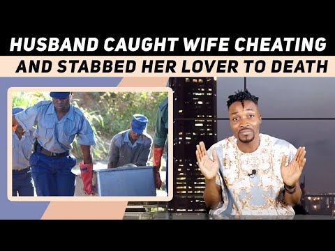 Man stabs his wife's lover to death after catching them; James Ibori stolen money