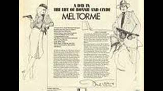 Mel Torme - Button up your overcoat (1968)