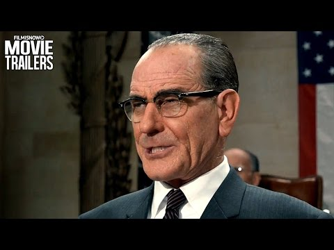 Bryan Cranston is Lyndon B. Johnson in ALL THE WAY | Official Trailer [HD]