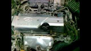 стук в моторе Accent.mp4