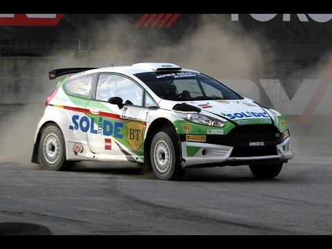 Ford Fiesta R5 - Rally Actions, Jumps & Pure Sound!