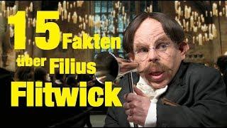 15 FAKTEN über Filius FLITWICK