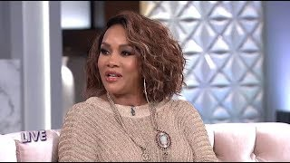 FULL INTERVIEW - Part 1: Vivica A. Fox on Getting Boo'd Up, and 'Face the Truth'