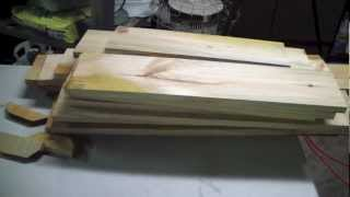 How To Build Adirondack Chair Idiots Guide To Woodworking 2nd Chair Pt 2