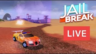 🔴 Roblox Live Stream | HelloItsVG Joins Again | Arsenal | Jailbreak SWORDS, New Bank Floor [LIVE🔴]
