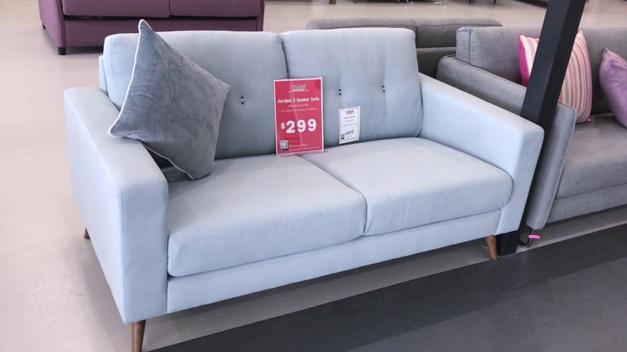 Jordan 2 Seater Sofa - Modern Design sofa - only $299 available at ttMall  furniture store