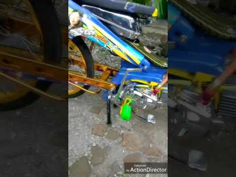 MODIFIKASI Street Racing vega R  By:dhenniphentem34_officiall