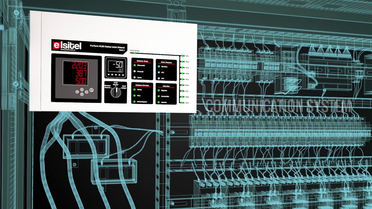 Elsitel E-warm / Switch Heating System - YouTube