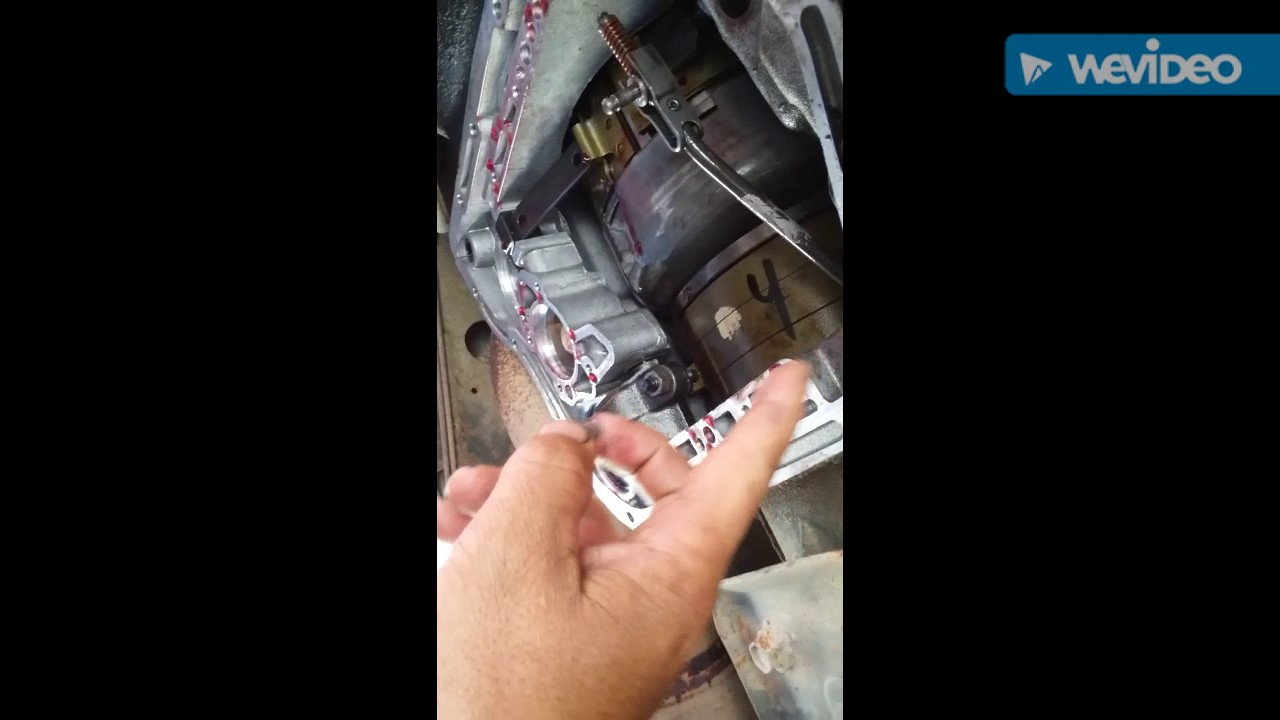 Dodge 46rh Valve Body Diagram 46re Wire Diagrams Wiring Removal And Overview Youtube A604