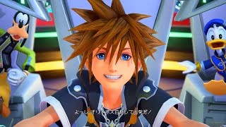 Repeat youtube video Kingdom Hearts 2.8 - Final Boss & Ending + Secret Scene (KH 0.2 BBS) ENG SUBS
