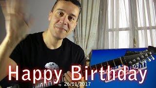 Happy Birthday Marcello Barenghi