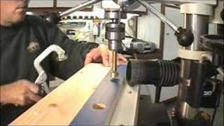 The Folding Rule - New-fangled Workbench - Part I